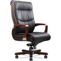 Кресло <<Монтана>> кожа люкс коричневая