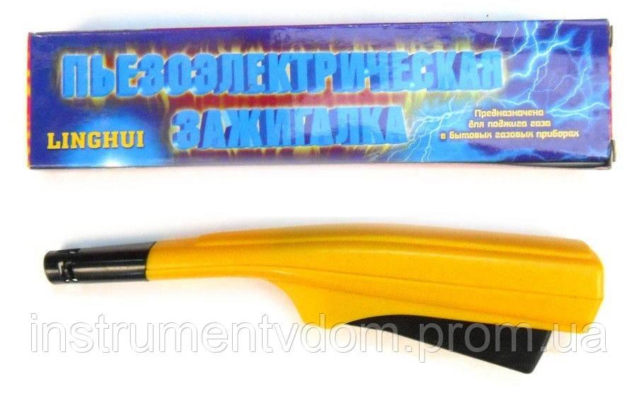 Зажигалка для газовой плиты с пьезоэлектрическим поджигом, 20 см (упаковка 10 шт)