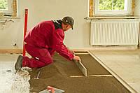 Стяжка из бетонная, выровнять пол фанерой, выравнивание полов, демонтаж и вывоз