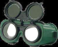 Очки закрытые с непрямой вентиляцией ЗНД2-Г-2