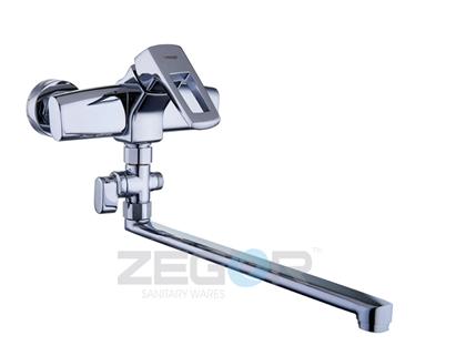 Змішувач для ванни Zegor Z63-NEF6-A232