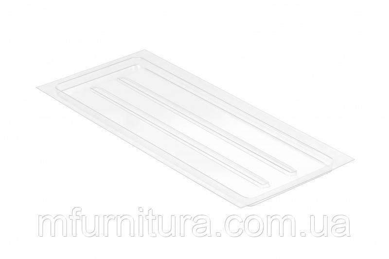 Поддон для сушки / 600 мм / прозрачный-пластиковый