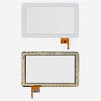Touchscreen (сенсорный экран) для Impression ImPAD 3113/ImPAD 3412, 12 pin, оригинал (белый)