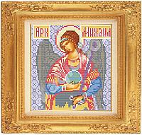Схема для вышивки икона «Святой Архангел Михаил» ВШ,200х210,Габардин,Арт.С-15 /00-31