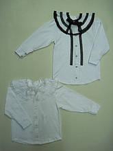 Блуза з пелериною фуликра