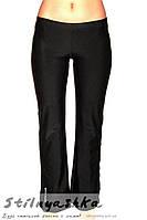 Женские спортивные штаны с боковой сеткой
