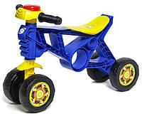 Детский мотоцикл каталка Беговел 171 четырехколесный