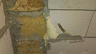 Заливка пенополиуретаном одноэтажного дома
