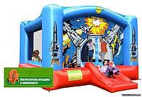 Детский надувной батут HAPPY-HOP Звездные Войны игровой центр 9212 HAPPY-HOP