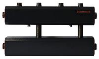 Распределительный коллектор для систем отопления в теплоизоляции СК 212.125 на 2 контура