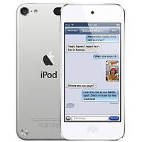 Портативный медиаплеер Apple iPod Touch 64Gb White and Silver MD721RP/A