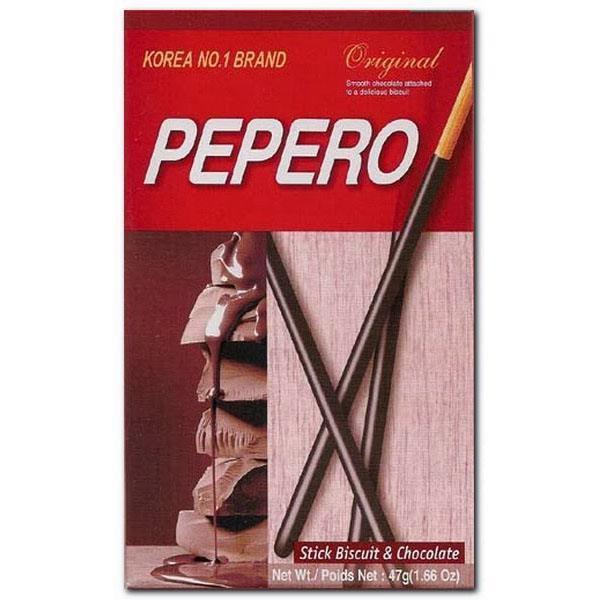 Шоколадные палочки Pepero