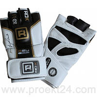 Перчатки ММА RDX Pro Golden-S