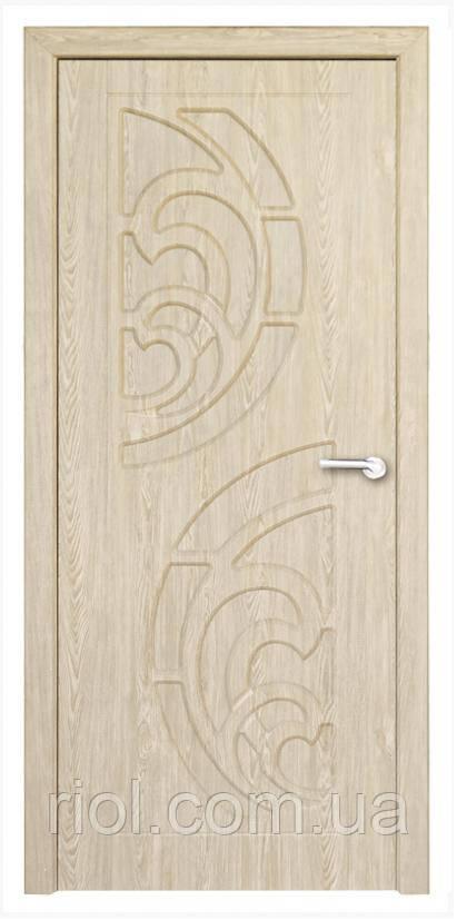 Дверь межкомнатная Прибой (Ель)