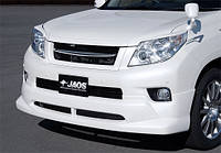 Накладки на передние фары (ABS) JAOS TOYOTA LAND CRUISER 150 09-12