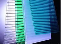 Сотовый поликарбонат 8 мм Placarb цвет