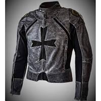 Итальянская кожаная куртка MONTECATENA ROTAS LEGEND SIGNO   56, фото 1
