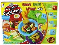 Набор для лепки из пластилина Сэндвичи Creative Plasticine