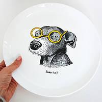 Декоративные тарелки 25см
