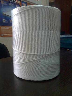 Шпагат полипропиленовый сеновязальный , фото 2