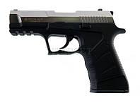 Стартовый пистолет EKOL ALP Fume, 9 mm серый