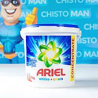 Стиральный порошок Ariel Whites+Colors Lenor 9kg.