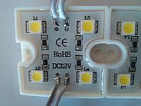Светодиодный модуль SMD 5050 (4 Диода)