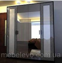 Спальня Бася Нова комплект 4ДЗ Світ Меблів, фото 3
