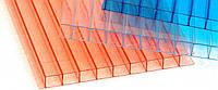 Сотовый поликарбонат 16 мм Placarb цвет