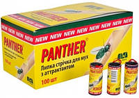 """Липучка от мух """"PANTHER""""(1 шт.)"""
