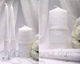 Свадебные свечи Daylight в ассортименте