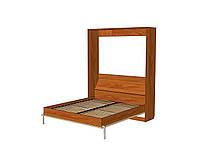 Шкаф-кровать (1600*1900/2000) вертикальная.