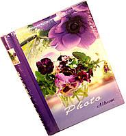 """Фотоальбом """"Цветы"""" магнит (20 листов), фото 1"""