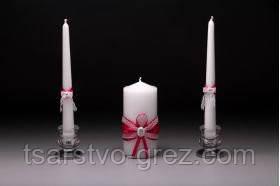 Свадебные свечи в ассортименте - Интернет магазин необычных подарков и полезных вещиц - Tsarstvo grez в Киеве