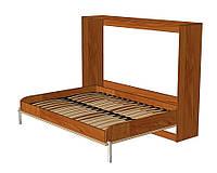 Шкаф-кровать (1400*1900/2000) горизонтальная.