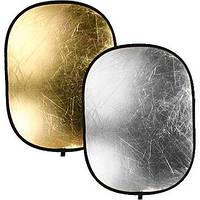 Отражатель (рефлектор) MASSA 2 в 1 (120х180 см) овальной формы