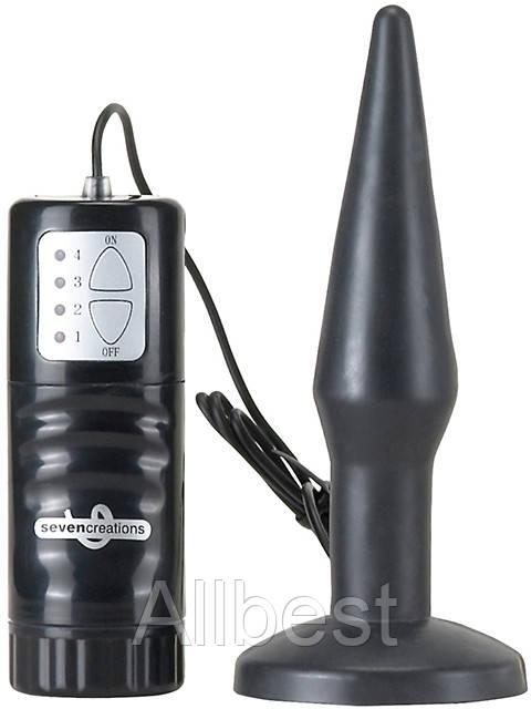 Вибромассажер для мужчин Pure Vibes - PURE TM SMALL BUTTPLUG (DT50545)