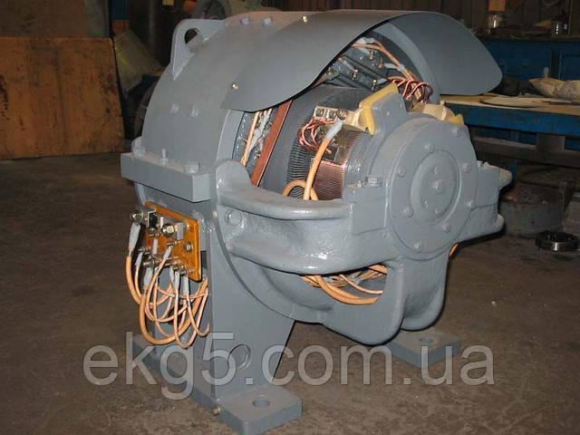 Генератор напора 2ПЕМ-400М-У2 на экскаватор ЭКГ-5(запчасти к экскаваторам ЭКГ-5)