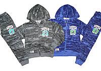 Спортивный костюм-двойка для мальчика, Active Sports, размеры 122,128 арт. HZ-5954