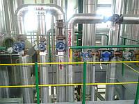 Тепловая изоляция трубопроводов и резервуаров