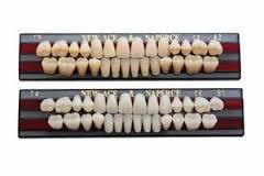 Зуби акрилові Yamahachi повний стіна 28 зубів