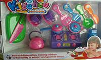 Набор детской игрушечной посудки Kitchen