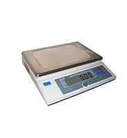 Весы электронные фасовочные ВТА-60/3-7-А с аккумулятором до 3 кг