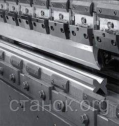 Пуансоны Матрицы Адаптеры Ножи для листогибов гибочных прессов кромкогибов изготовление