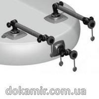 Набор деталей для установки навесного транца с тремя точками крепления (без транца)