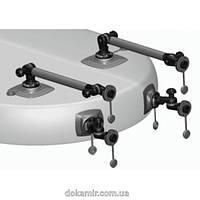 Набор деталей для установки навесного транца с четырмя точками крепления (без транца)