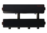Распределительный коллектор для систем отопления в теплоизоляции СК 242.125 на 2 контура