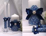 Свадебные свечи в ассортименте, фото 6