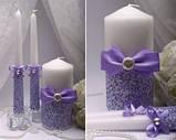 Свадебные свечи в ассортименте, фото 4