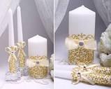 Свадебные свечи в ассортименте, фото 2